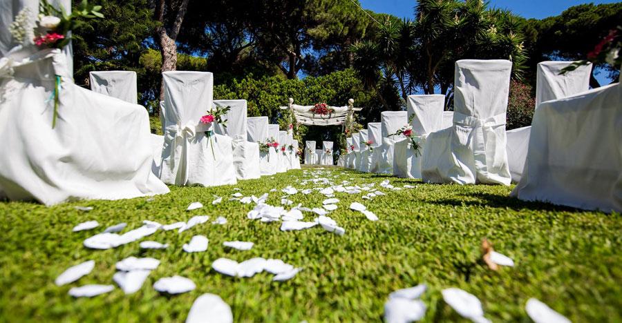 555f3856ded6 Celebrazione rito civile ufficiale in villa a Roma
