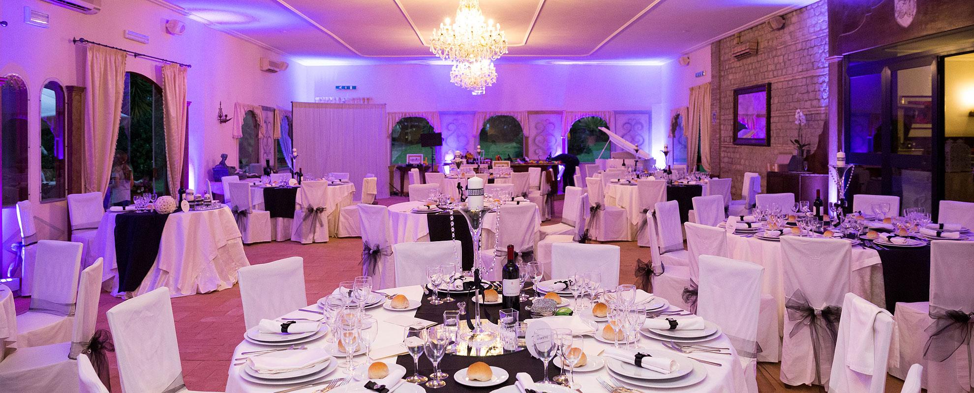 Salone Torlonia per matrimoni